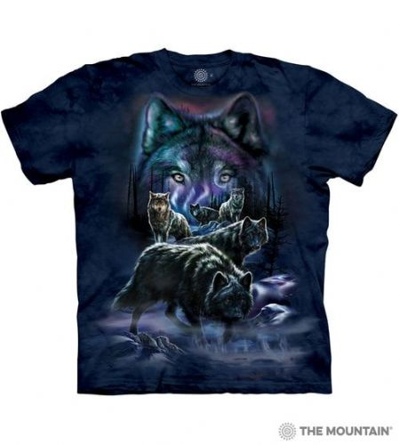 Wolf Pack T-shirt | The Mountain®